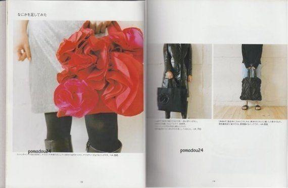 BORSE in tessuto di UMAMI artigianato giapponese di pomadour24