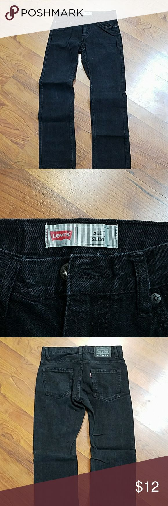 Boys 14 Levi 511 slim NWOT, Levi 511 slim,  never worn,  boys size 14 reg. Levi's Bottoms Jeans