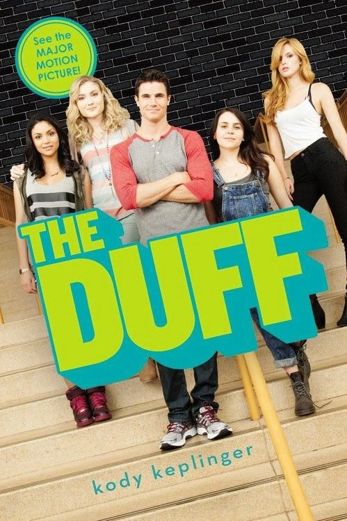 'In the end, it isn't about popularity or even getting the guy. It's about understanding that no matter what label is thrown your way, only you can define yourself.' -The Duff