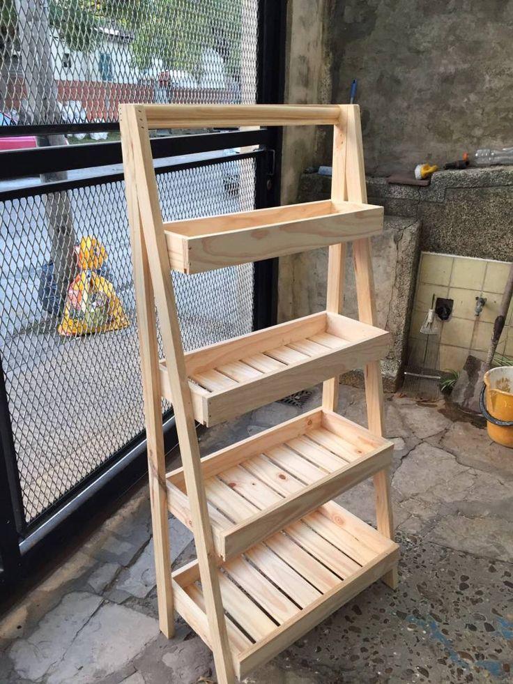 M s de 25 ideas incre bles sobre muebles de madera en for Cosas recicladas con tarimas