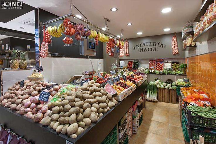 Paradas de mercado mercat del ninot barcelona dise o for Diseno de interiores barcelona universidad