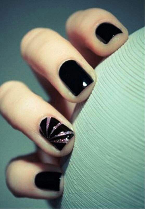 Mejores 85 imágenes de Nails en Pinterest   Uñas bonitas, Diseño de ...