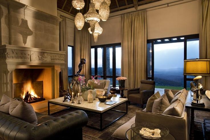 Fox Browne creative -Kenya Bush home