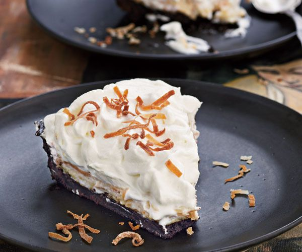 Coconut Cream Pie by Fine Cooking