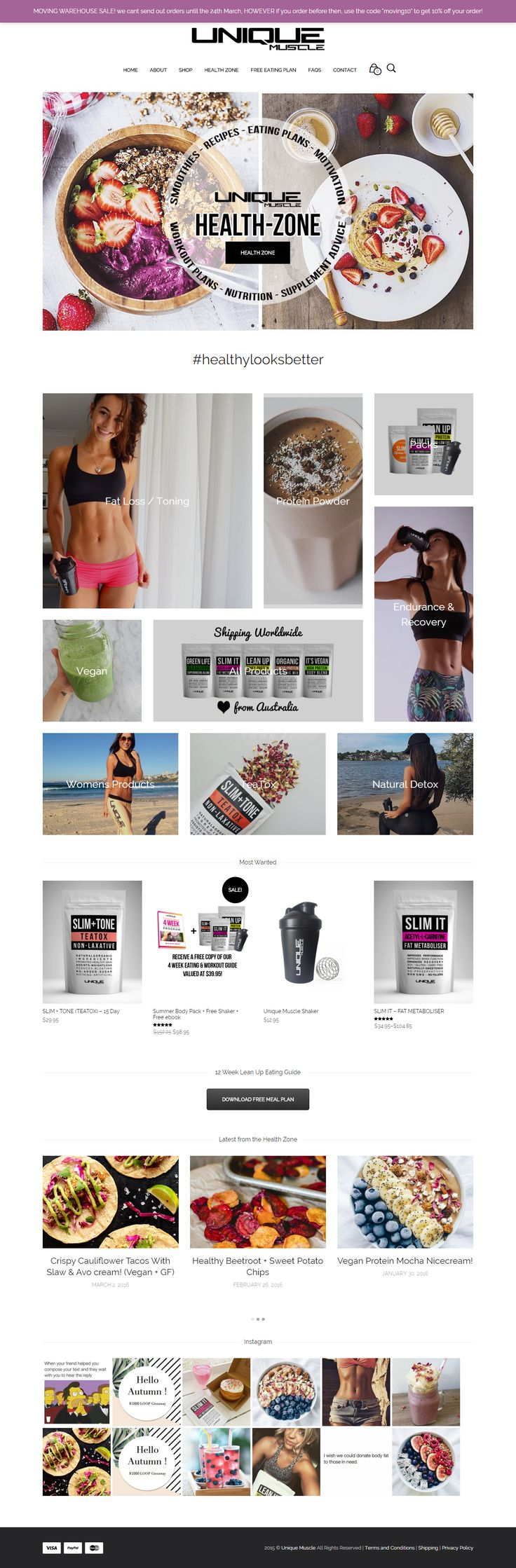 http://uniquemuscle.com.au/, built with Mr Tailor eCommerce theme. Learn more about this awesome theme here: http://themeforest.net/item/mr-tailor-responsive-woocommerce-theme/7292110?&utm_source=pinterest.com&utm_medium=social&utm_content=unique-muscle&utm_campaign=showcase #wordpress #webdesign #web #websites #design #ecommerce