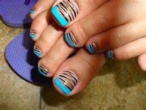 Image detail for -agryle toenail design 1024x693 23 Cute Pedicure Designs for You