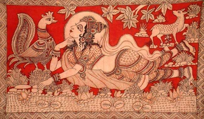 Kalamkari – The Ancient Indian Art of Organic Fabric Painting