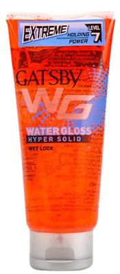 Gatsby Hair Gel Hyper Solid Buy Online at lowest price in India: BigChemist.com