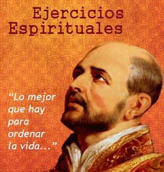 IVE Ejercicios Espirituales de San Ignacio de Loyola