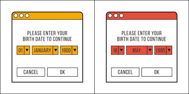 Those who bother filling online forms correctly, and those who don't:  João Rocha, an art director for Young & Rubicam's Lisbon office and brainchild behind the popular Tumblr King Jong-Il Looking at Things, has been illustrating things that divide people in two categories on his most recent Tumblr project, Two Kinds of People. There are the people who like order and follow the rules and then there are others who are a bit messier, and tend to think outside of the box.