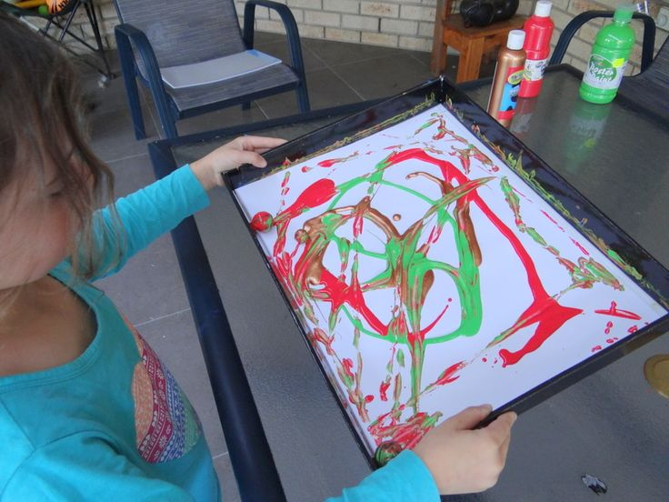 Marble Painting | Be A Fun Mum