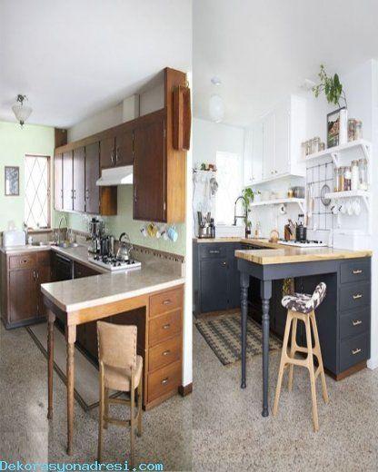 cool Mutfak Yenileme Örnekleri 2016