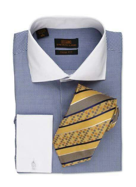 17 best images about french cuff dress shirts on pinterest for Big and tall french cuff dress shirts