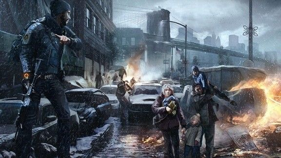 Tom Clancy's: The Division #wallpaper #oyun #games #thedivision