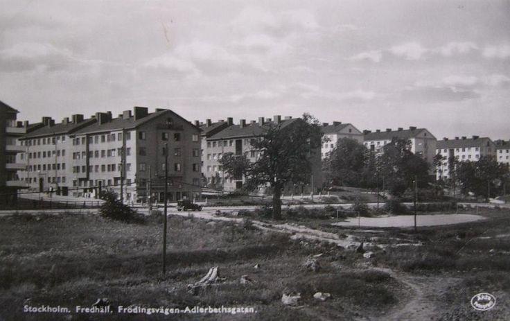 St Göran - Fredhäll Frödingsvägen - Alderbergsgatan (1952).jpg