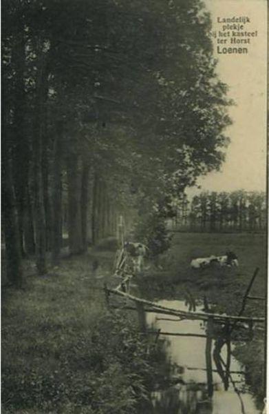 Landelijk plekje bij Kasteel Ter Horst