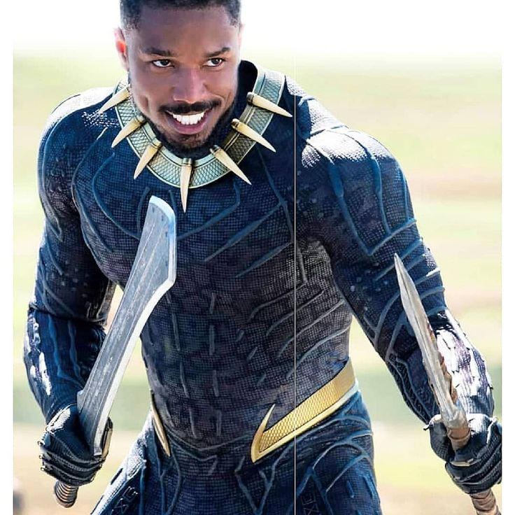 He just settled into this role flawlessly and I love him for it. Somebody has got to figure a way for KillMonger to rule....not Wakanda, but somewhere else.