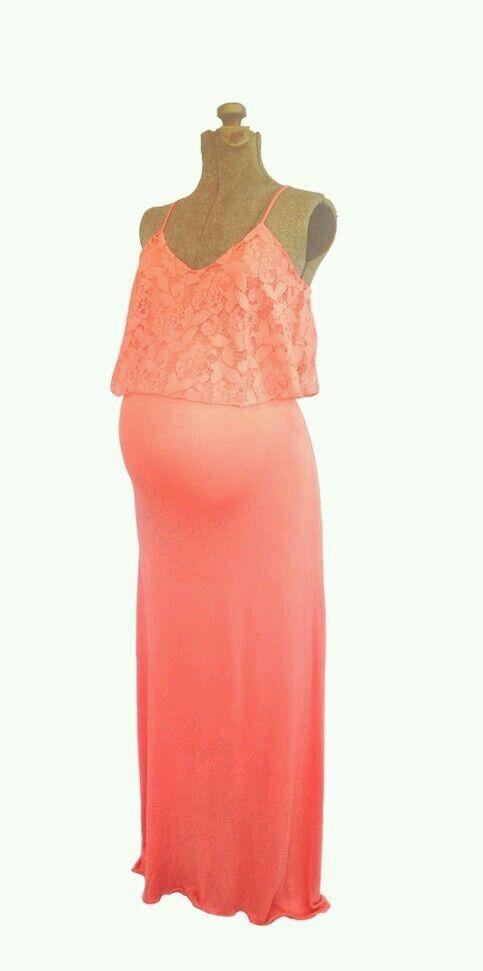 Pink Blush Maternity Dresses