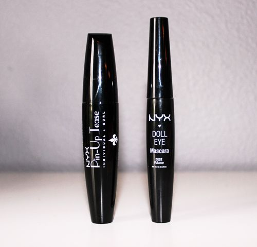 I have these two. I love them!  |NYX Mascara Combo & Review: Pin-Up Tease Boudoir and Doll Eye
