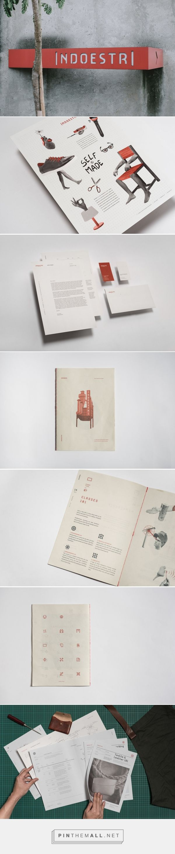 Indoestri Makerspace on Behance... - a grouped images picture - Pin Them All