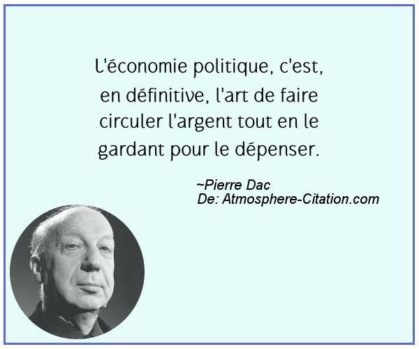 Citation de Pierre Dac - Proverbes Populaires