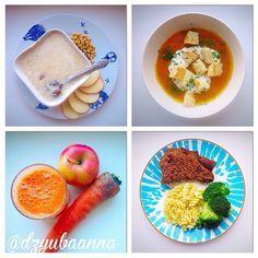 Комплекс 7 Завтрак: овсяная каша с молоком и изюмом Обед: тыквенный суп-пюре Полдник: сок яблочно-морковный свежевыжатый Ужин: шницель из говядины, макароны и брокколи на пару