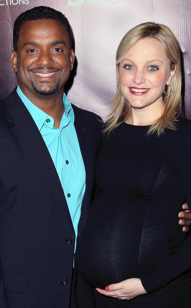 Alfonso Ribeiro and Wife Angela Welcome Second Child! Find Out What They Named Their Son  Alfonso Ribeiro, Angela Unkrich