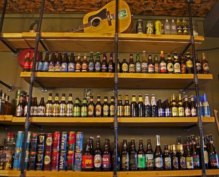 Nancy O's Prince George Beer Scene - PG for Foodies #TakeOnPG @wandertraveler