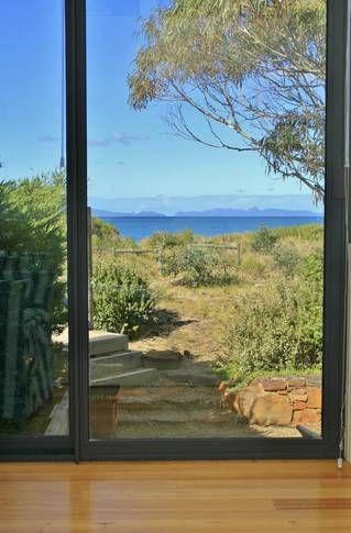 Southerlys, a Swansea Tasmania House | Stayz