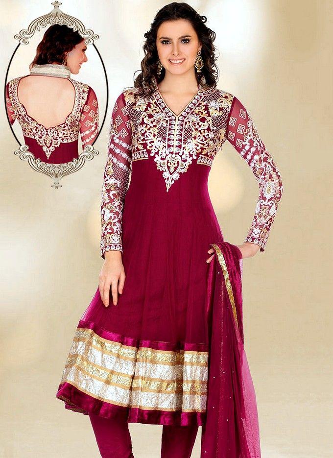 Indian Anarkali Dresses | Indian-Anarkali-Dresses-2013-14+15+www.She9.blogspot.com..jpg