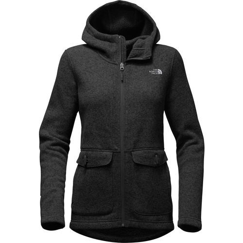 The North Face Women's Indi 2 Hoodie Parka (Black, Size Large) - Women's Outerwear, Women's Fleece at Academy Sports