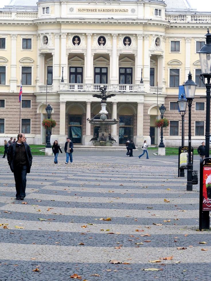 City Square - Bratislava