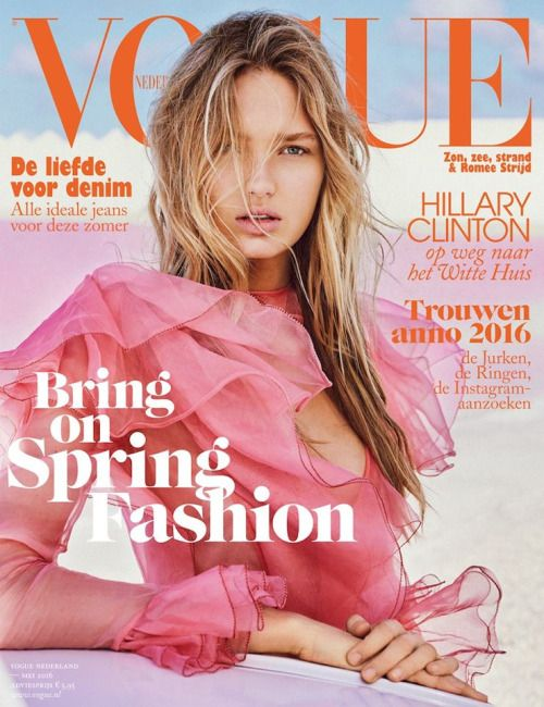 Vogue Netherlands May 2016