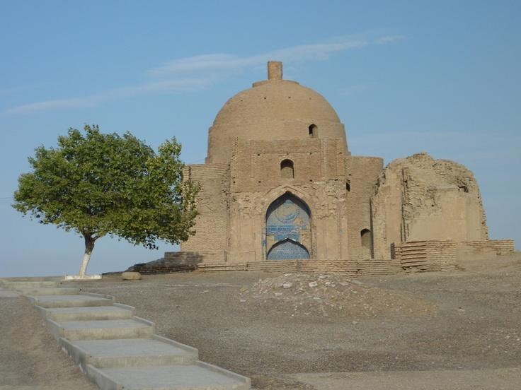 Abu Sa'id Abu l-Khayr (aka Mane Baba) in Southeastern Turkmenistan