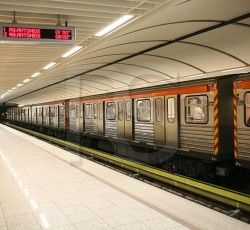 Athens metro is one of the best in Europe: clean, convenient, safe, modern and much cheaper than in most European cities.