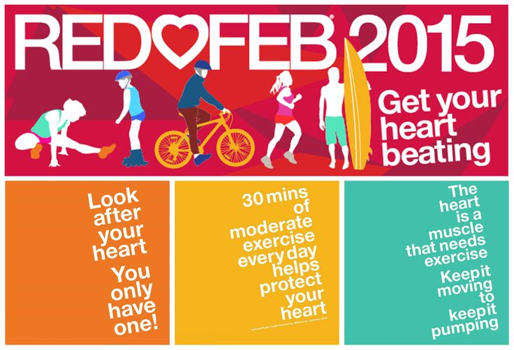 Get your heart beating. Be part of ‪#‎REDFEB‬ and support life-saving heart research. Visit www.redfeb.com.au.