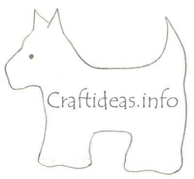 25 best Scottie Dogs: Vintage Linens images on Pinterest
