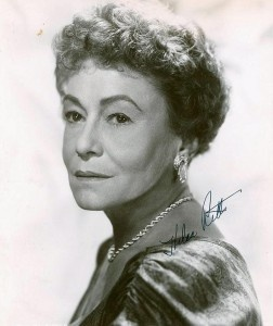 """Thelma Ritter as Isabelle Steers in """"The Misfit's"""" 1962-(2/14/1902)-(2/5/1969)"""