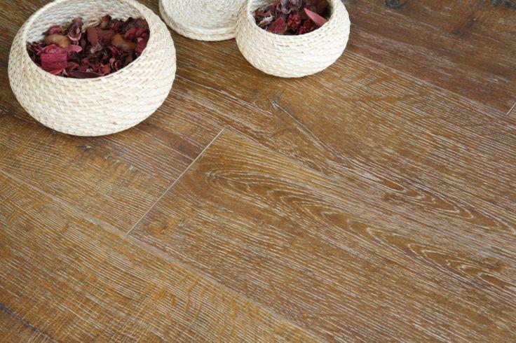 Vintage Laminate Flooring - Chestnut