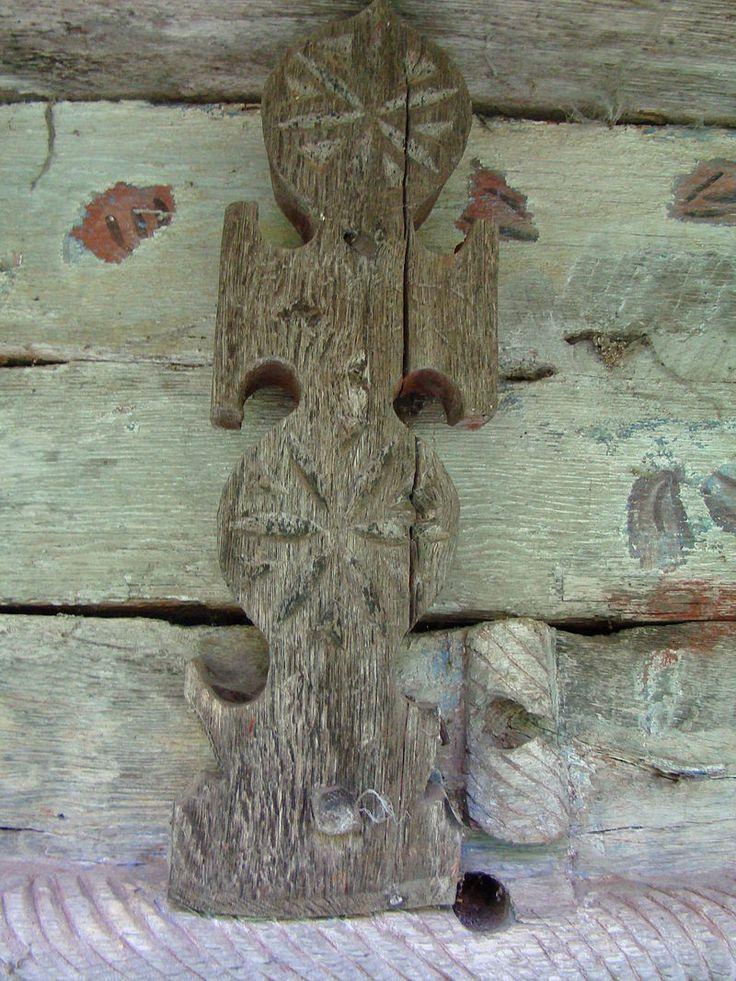 Biserica de lemn din Vima Mică (15) - Biserica de lemn Sfinții Arhangheli din…