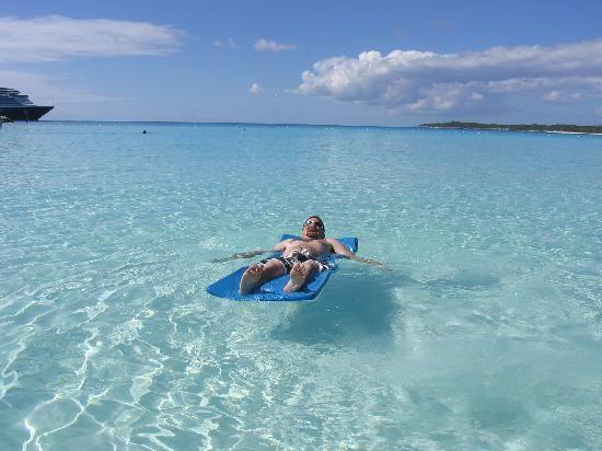 things to do in san salvador bahamas | WOW!!! - Little San Salvador Island (Half Moon Cay) Traveller Reviews ...