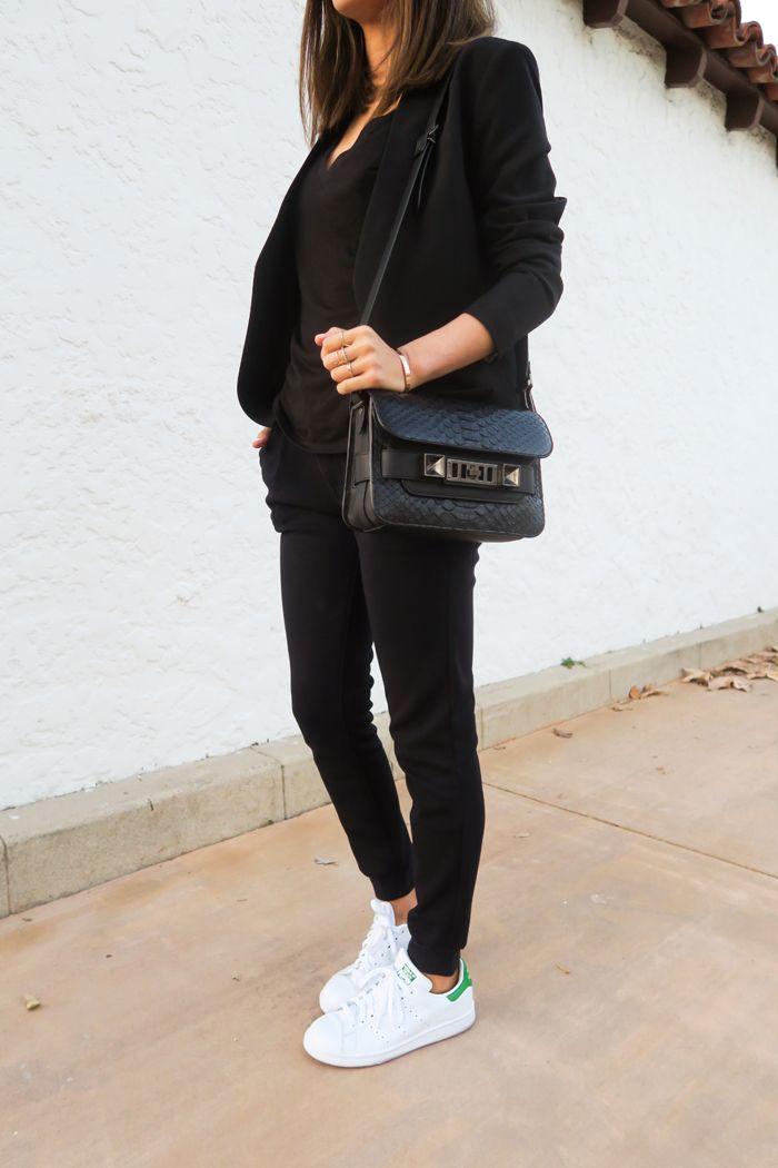 Adidas Stan Smith Tuxedo