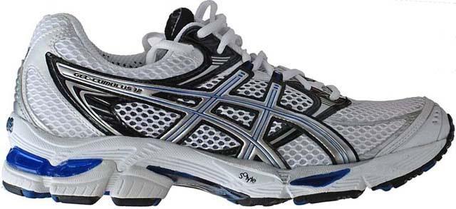 Кроссовки для соревнований по бегу на грунте