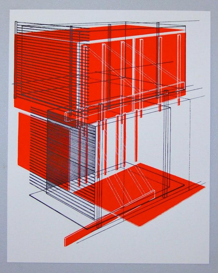 Perspective architecture 5 - Ben Kafton