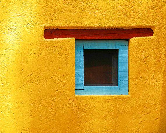 Southwestern Decor Santa Fe Style Mexico by DeepLightPhotography, $30.00