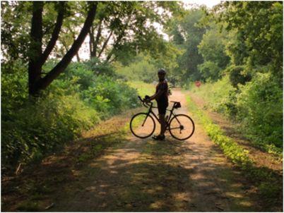 Cycle across America