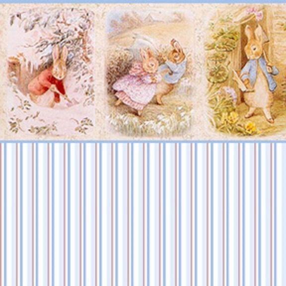 Best 25 peter rabbit wallpaper ideas on pinterest - Peter rabbit nursery border ...