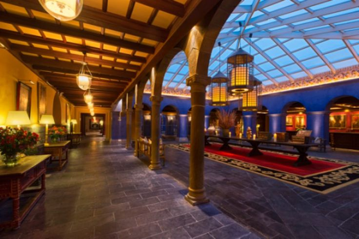 Starwood deschide Palacio del Inca în Cuzco sub brandul Luxury Collection