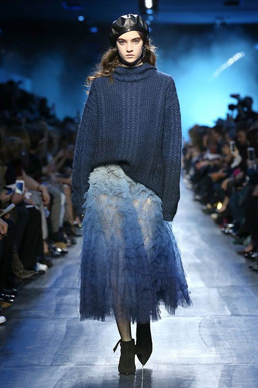 Dior oversized sweater