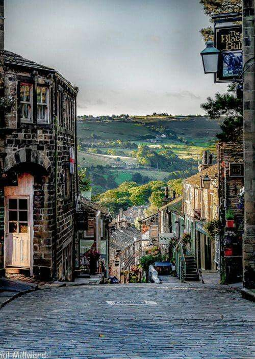 Howarth... Yorkshire